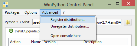 WinPython_Register
